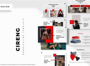 Cireng - Google Slides Template